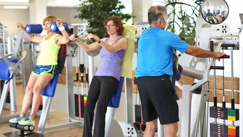 Zirkeltraining Fitness Widnau